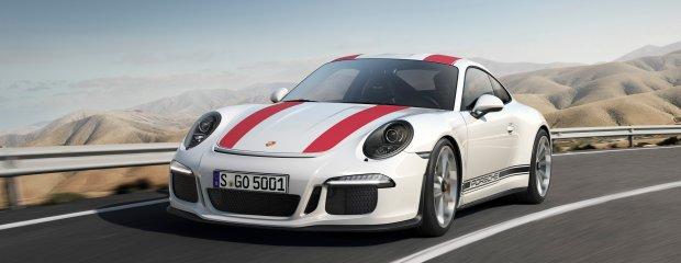 Salon Genewa 2016 | Porsche 911 R | Wilk w owczej skórze