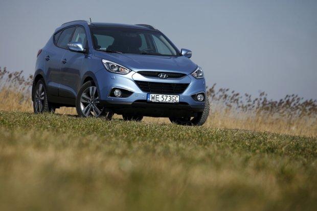 Hyundai ix35 2.0 CRDi A/T Premium   Test   Niekoniecznie z...