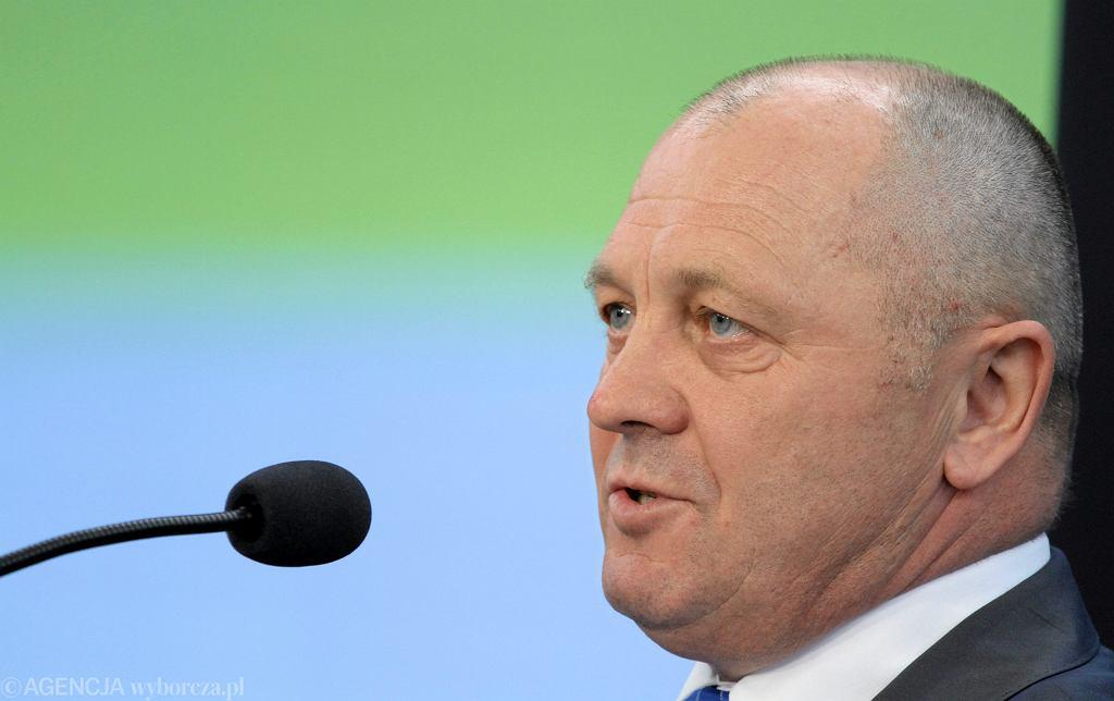 Marek Sawicki, szef resortu rolnictwa