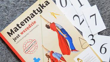 Maja Krämer, 'Matematyka jest wszędzie. Rodzinne przygody z matematyką', wyd. Fundacja mBanku, 2017