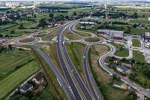Koniec wartej 132 mln zł przebudowy 2,5-kilometrowego odcinka DK44 w Tychach