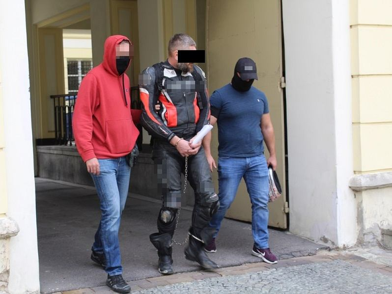 'Snajper' zatrzymany przez policję