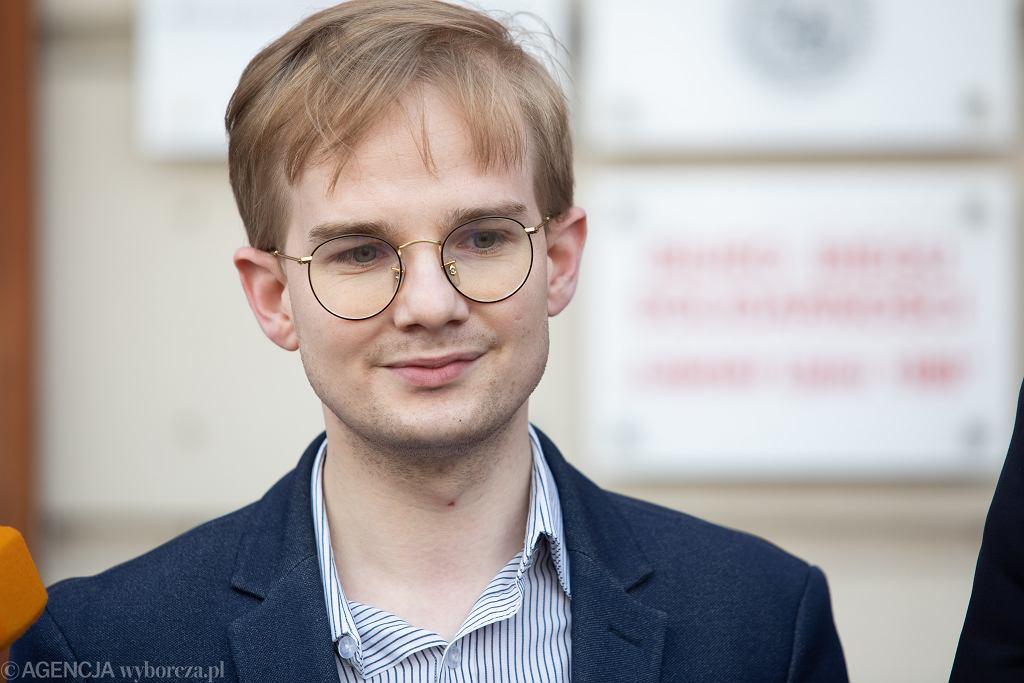 Wiceminister finansów Piotr Patkowski zajmie się m.in. opracowywaniem prognoz dla budżetu państwa