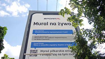Mural na żywo Sport.pl