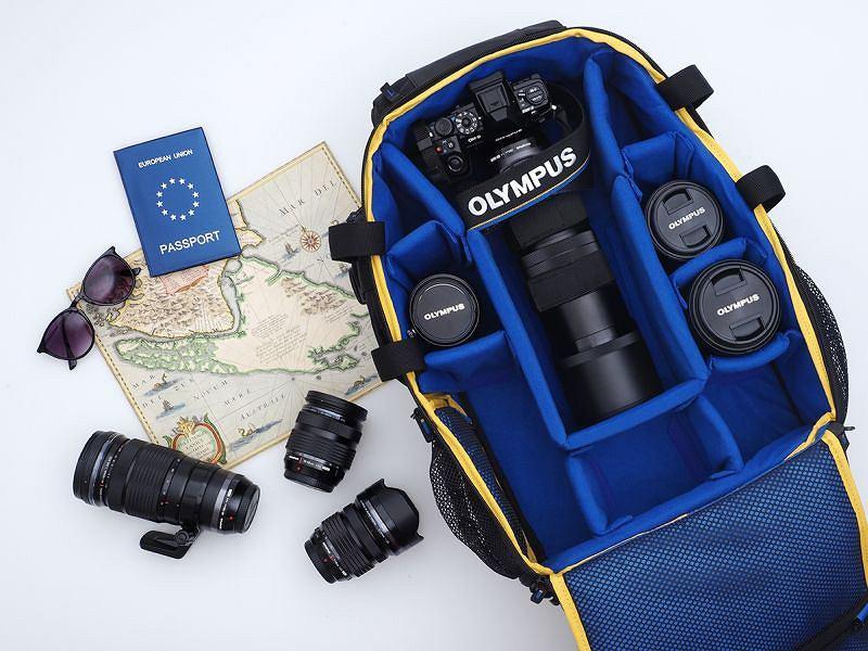 Plecak podróżnika
