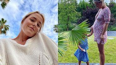 Olga Frycz wyjawiła płeć i imię drugiego dziecka