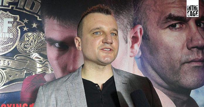 Paweł Jóźwiak, Prezes Fight Exclusive Night