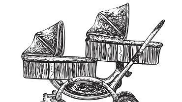 Wózki bliźniacze to coś, czego na rynku jest naprawdę dużo. Od nas zależy, na który model się zdecydujemy.