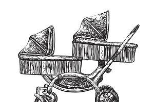 Wózki bliźniacze: jaki wózek bliźniaczy wybrać?