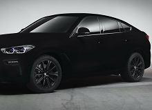 BMW X6 Vantablack. To nie Photoshop. To najczarniejsze z czarnych aut na świecie