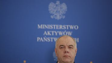 Jacek Sasin mówił w 'Gościu Wydarzeń' o zamykaniu kopalń