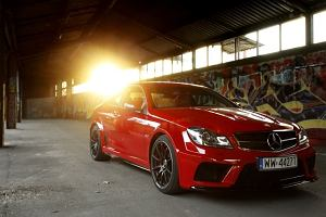 Mercedes C 63 AMG Coupe Black Series | Test