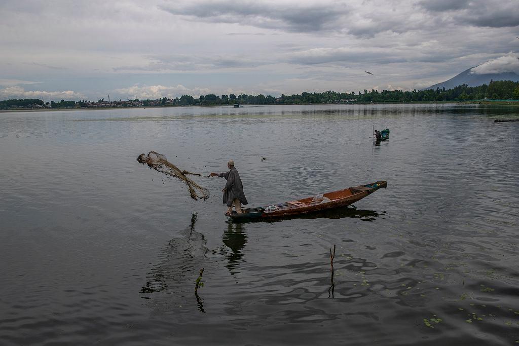 Jezioro (zdjęcie ilustracyjne)