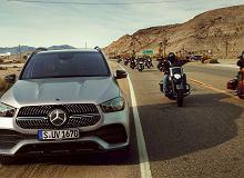 Nadjeżdża nowy Mercedes GLE. Elegancki, dynamiczny, pełen innowacji