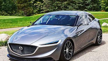 Mazda Deep Orange 3 Concept