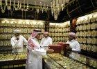 Podejrzany handel złotem w Dubaju