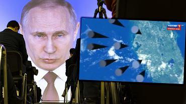Władimir Putin wygłosił orędzie do Zgromadzenia Federalnego
