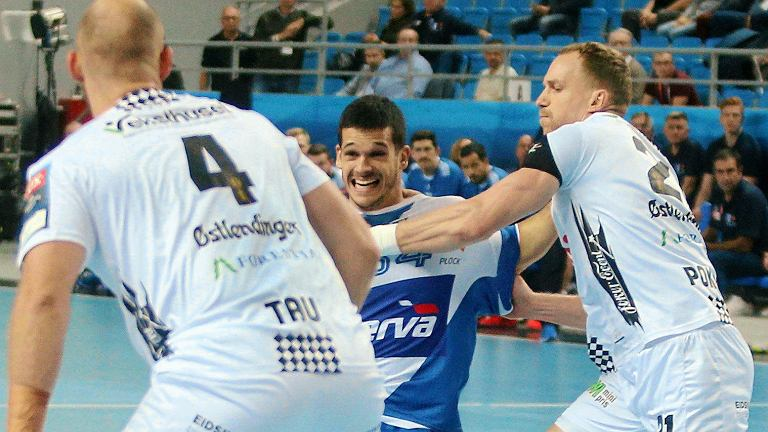 Liga Mistrzów, piłka ręczna. Orlen Wisła Płock - Elverum Handball 30:28