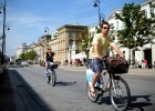 Coraz więcej warszawiaków wybiera rower. Najnowsze dane