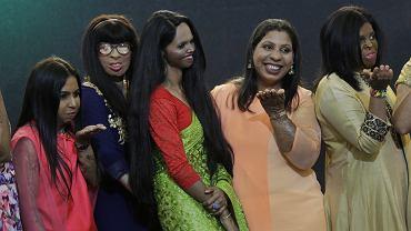 Dzień kobiet. Pokaz mody w Bombaju, w którym wzięły udział ofiary ataków kwasem