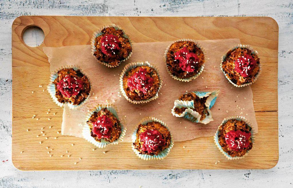 Gryczane muffinki