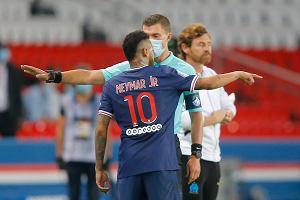 Neymarowi grozi potężna kara za uderzenie rywala w meczu ligowym