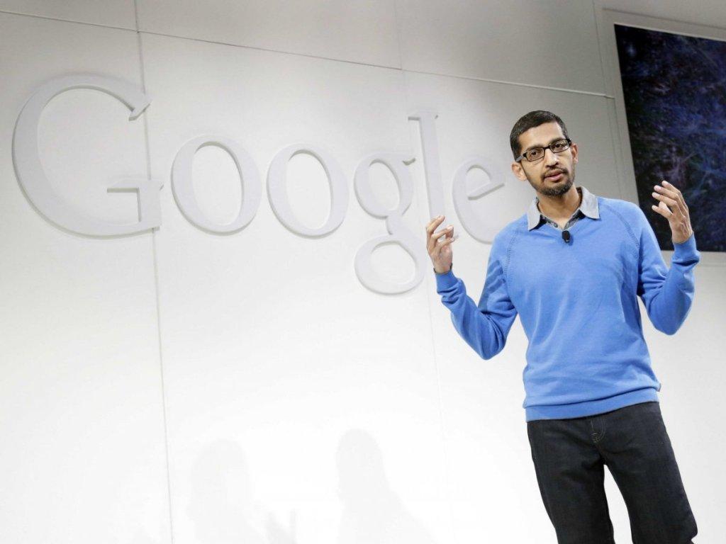 Sundar Pichai, nowy superszef w Google