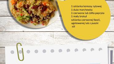 Komosa ryżowa stanowi świetne źródło pełnowartościowego białka