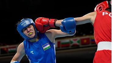 Historyczne zwycięstwo polskiej pięściarki na igrzyskach w Tokio