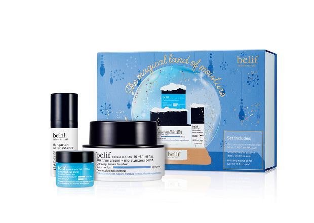 Zestaw kosmetyków od Belif