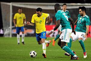Dani Alves nie pojedzie na mundial? Wielki problem Brazylii