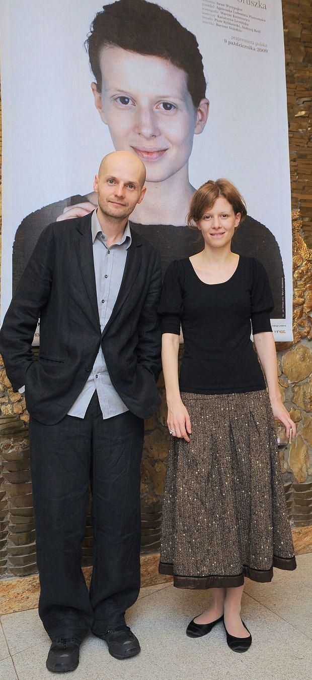 Karolina Gruszka, Iwan Wyrypajew