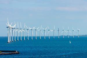 PGE chce zbudować wielką farmę wiatrową na Bałtyku, na wysokości Łeby. Szuka partnerów