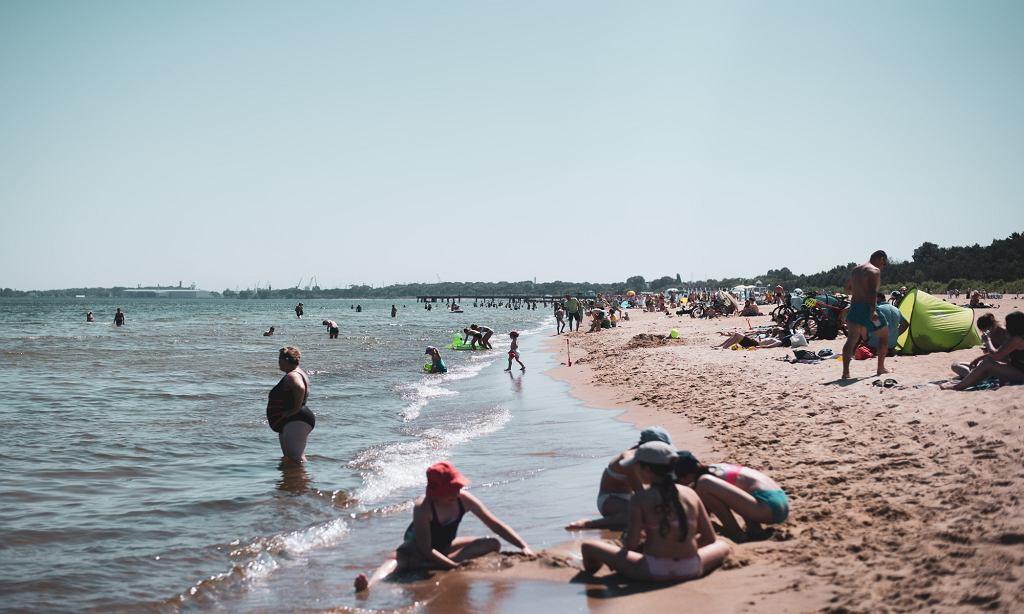 Plaże bez tłumów