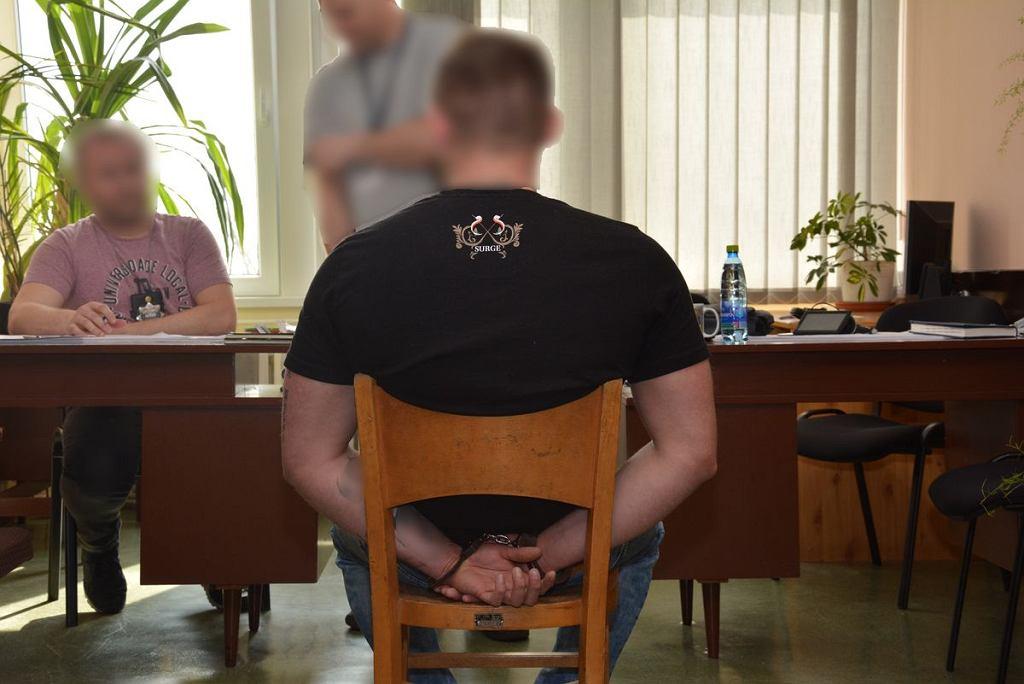 Próbował oszukać 72-latkę na 500 tys. zł