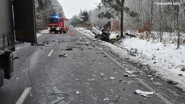 Tragiczny wypadek na Śląsku