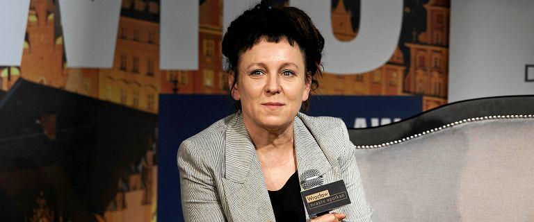 Olga Tokarczuk obiecuje: