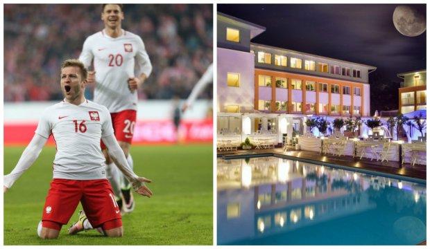Zgrupowanie przed Euro 2016 w Juracie. Feng-shui, WAG's i trzy sauny