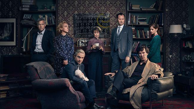 """""""Sherlock"""". Tylko Benedict Cumberbatch ratuje sytuację [RECENZJA]"""