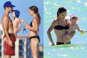 Natalie Portman na wakacjach.