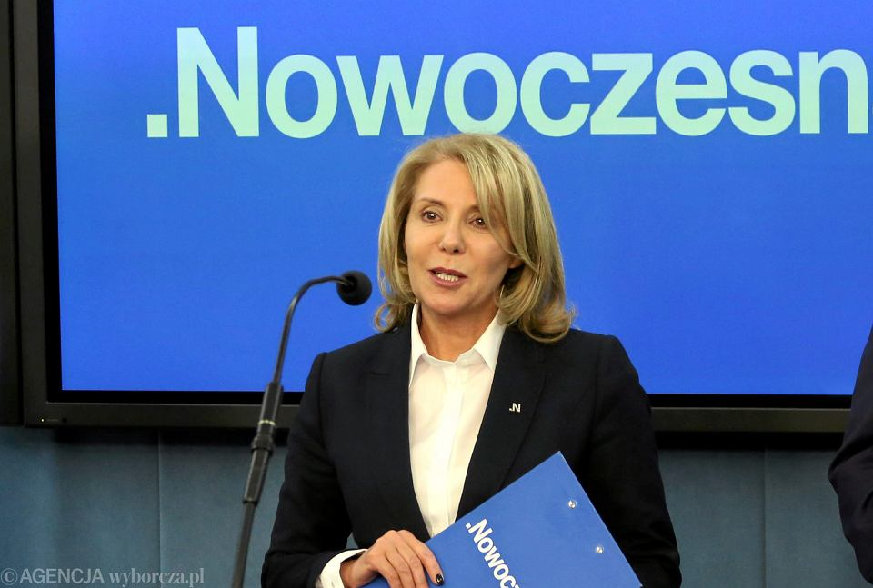 Wicemarszałek Sejmu Barbara Dolniak