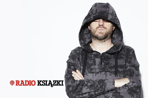 Michał Nogaś w Radiu Książki