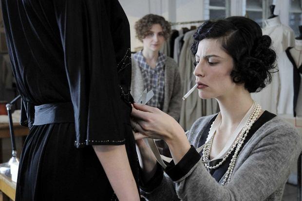 Kadr z filmu 'Chanel i Strawiński'