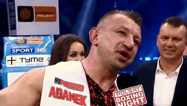 Adamek - Abell. Kto wygrał?