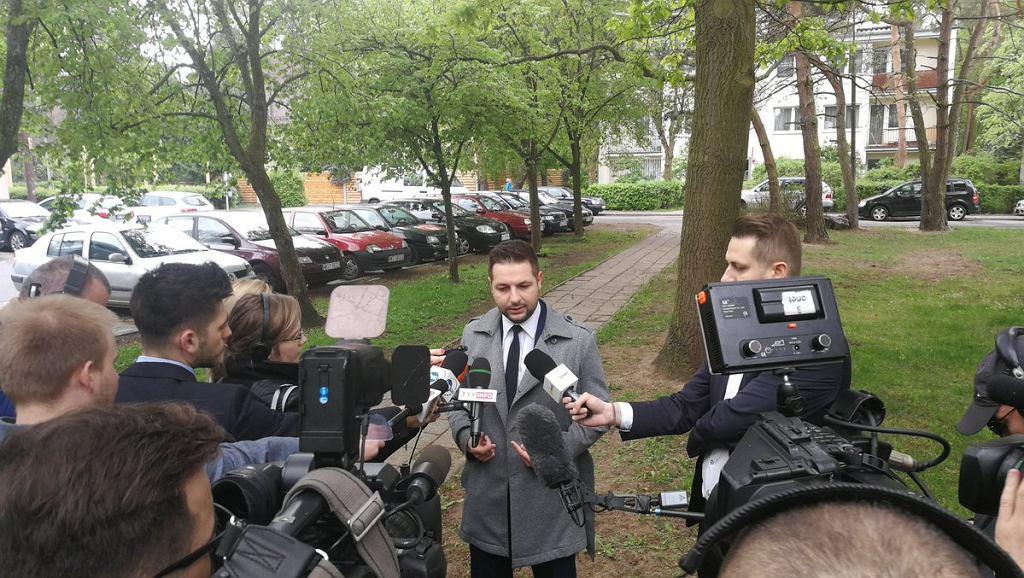 Patryk Jaki - kandydat PiS na prezydenta Warszawy