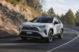 Opinie Moto.pl: Nowa Toyota RAV4 - jak jeździ najnowsza wersja pierwszego kompaktowego SUV-a na świecie