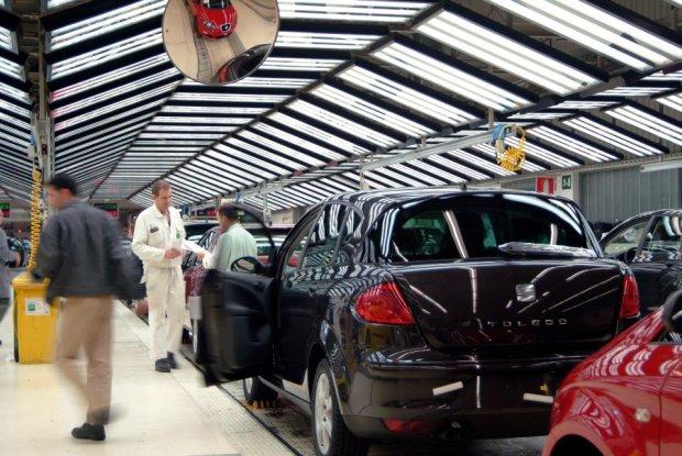 Seat Toledo - linia produkcyjna (fot. Seat)