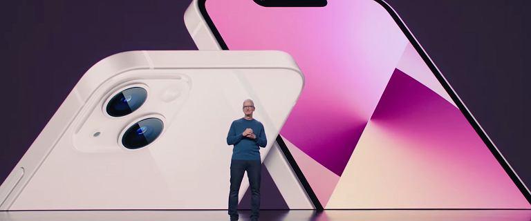 iPhone 13 zaprezentowany. Zaskakują ceny. Pozytywnie