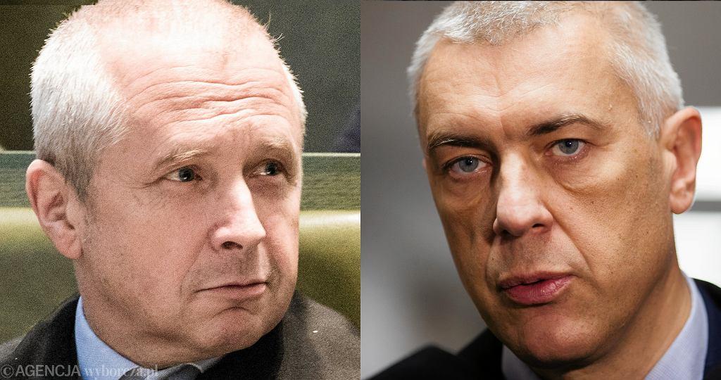 Prawnicy Geralda Birgfellnera Jacek Dubois i Roman Giertych