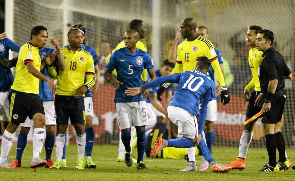 Copa America 2015. Starcie po meczu Brazylia - Kolumbia